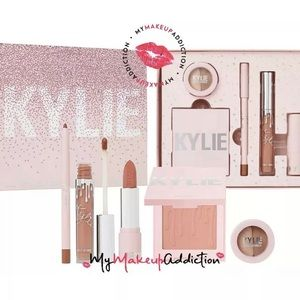 Kylie Cosmetics Try It Kit Blush Liner Eyeshadow